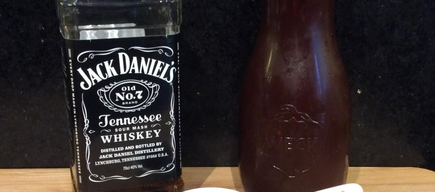 Homemade Jack Daniels BBQ Sauce