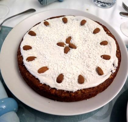 Low GI Carrot Cake 2