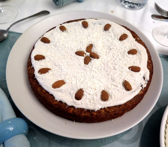 Low GI Carrot Cake 2