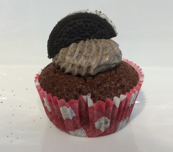 Cookies and Cream Cup Cakes 1