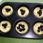 Light Blueberry Tartlets
