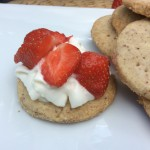 Low GI Hazelnut Shortbread