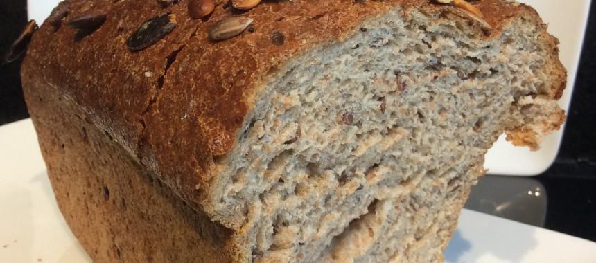 Multi Seed Spelt Loaf