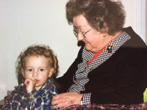 Tom and Nanny Charlotte