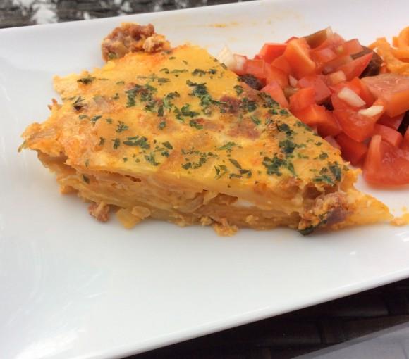 Spanish Omelette 2