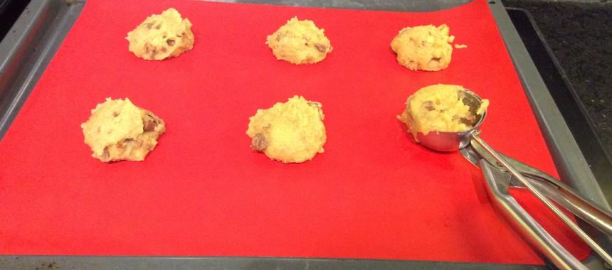 Squidgy Daim Bar Cookies