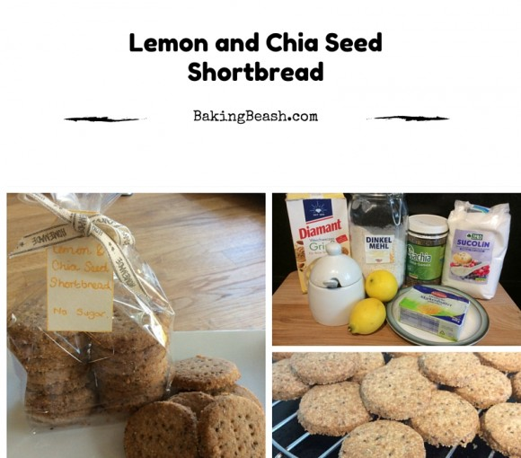 Lemon and Chia Seed Shortbread 3