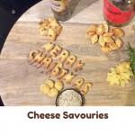 Cheese Savouries