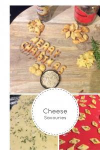 Cheese Savouries 2