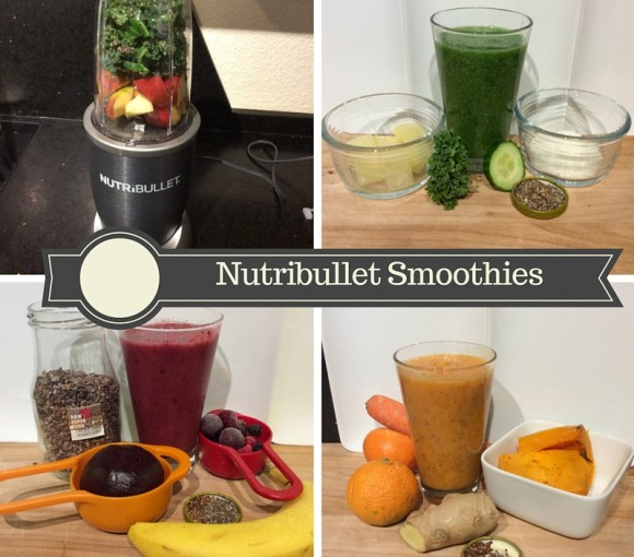Nutribullet Smoothies