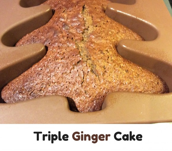 Triple Ginger Cake 2
