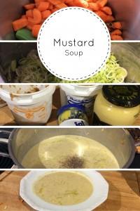 Mustard Soup