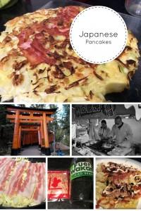 Japanese pancakes 2