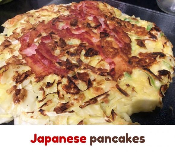 Japanese Pancakes 3