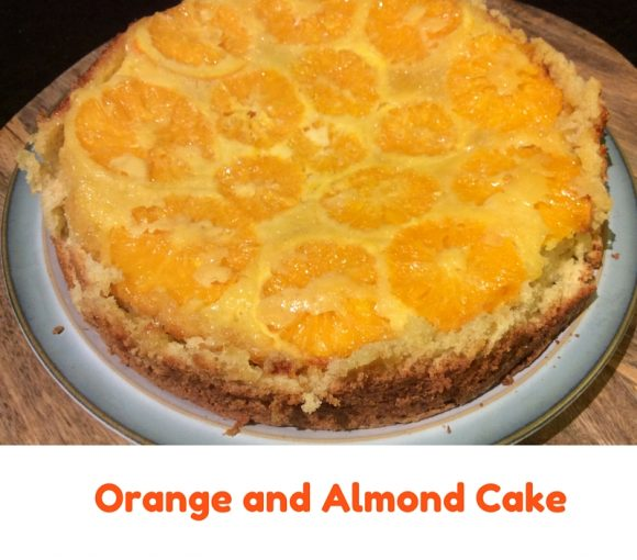 orange and almond cake 2