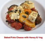 Baked Feta Cheese & Honey