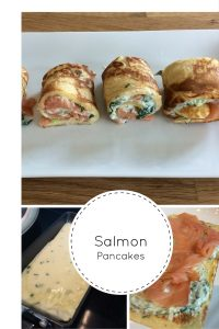 salmon and cream cheese pancakes 3
