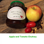 Apple and Tomato Chutney