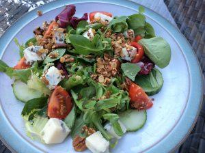 salad sprinkle granola 2