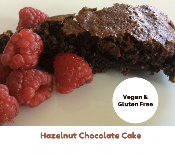Hazelnut Chocolate Cake 2