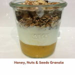 Honey Nuts and Seeds Granola
